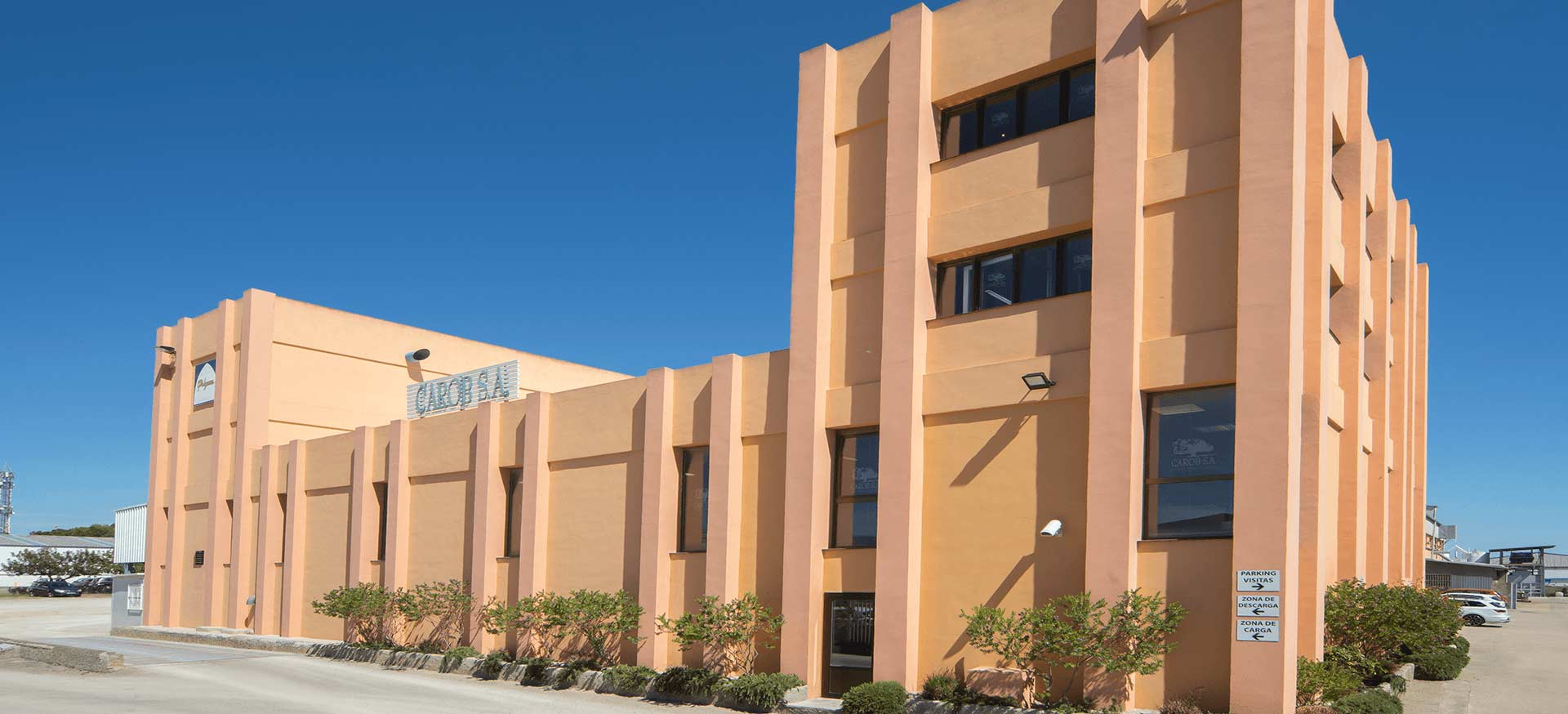Nuestra fábrica en Marratxí, Mallorca