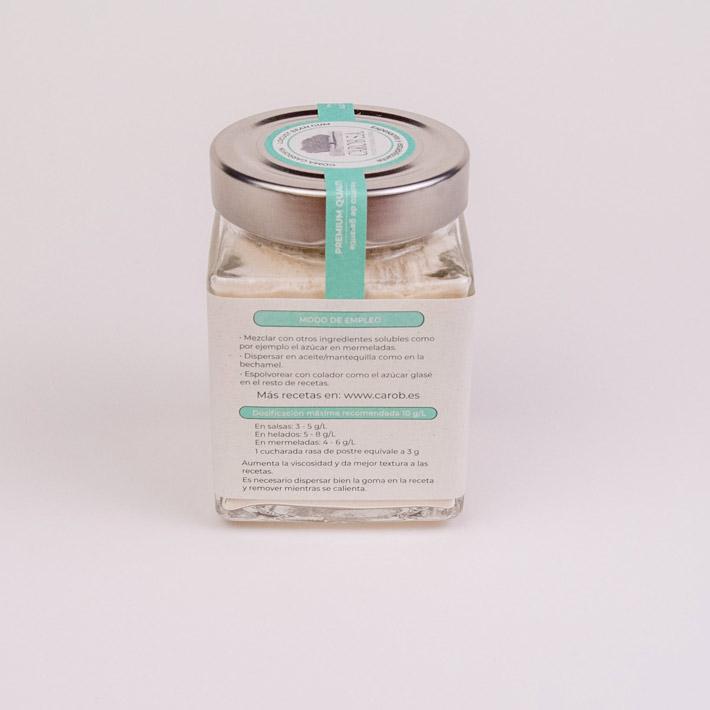 Goma Garrofín 200 g